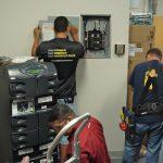 Pomiary elektryczne w trakcie remontów